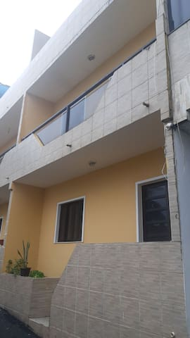 Dúplex com terraço livre