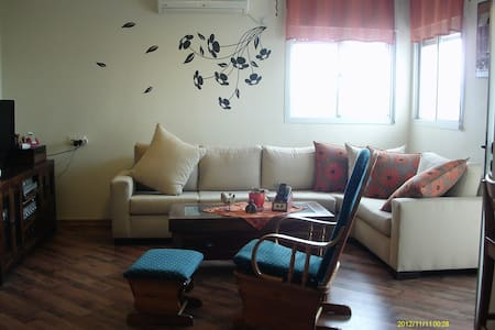 IN THE CENTER OF GALILEE!! - Karmiel - Apartamento