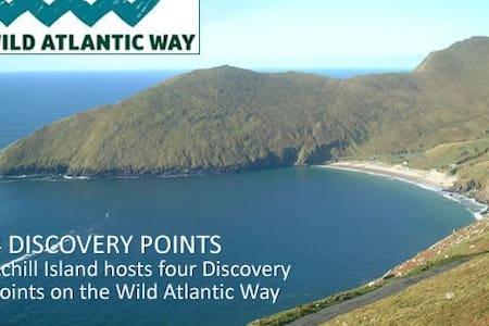 Wild Atlantic Way Achill Island B&B - Westport