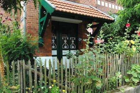 Erholung Altbauvilla Luise Boizenburg/Elberadweg