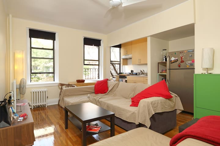 Charming 1br apartment in Astoria
