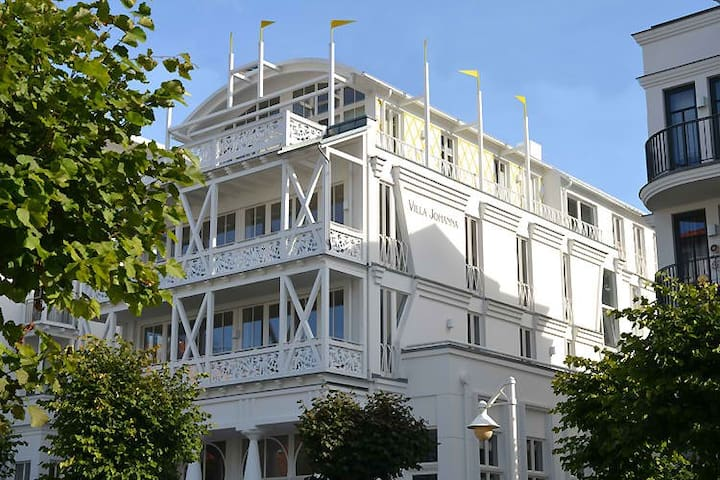 "Villa Johanna Wohnung 16 ""Nautilus"" - Sellin - Wohnung"