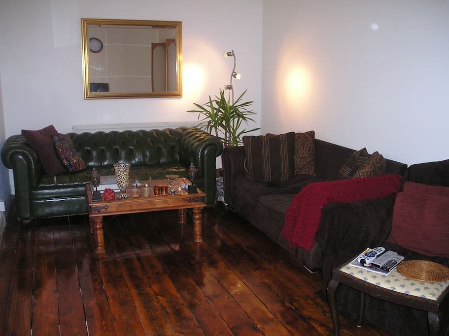 This is the spacious & comfortable double living room.
