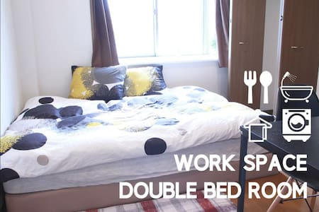 Cozy and Private room w/ wifi Shibuya A - Meguro-ku