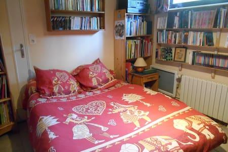 chambre individuelle en sous-sol - Larré, Orne - Hus