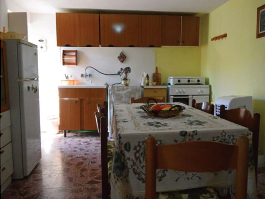 Angolo cucina 1° piano