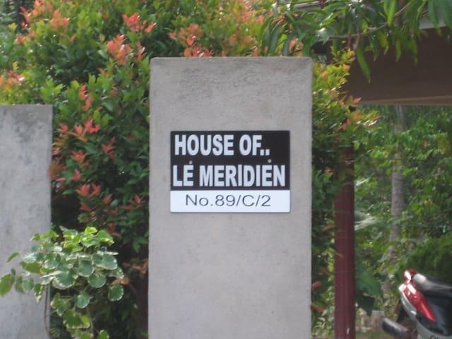 House Of Le Meridien - Negombo - Bed & Breakfast