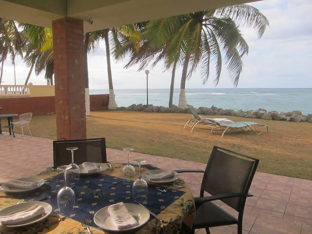 Guayabo Beachfront Apartment
