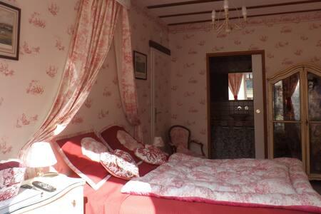 La Chambre Rose de la Chuchotière - Sainte-Maure-de-Touraine - Bed & Breakfast