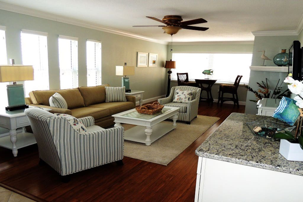 Beautiful Spacious Living rooms