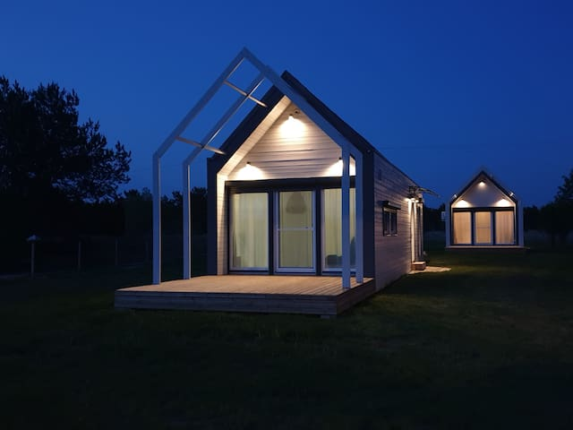Beachfront home - Liedaga Joma  (Latvia)