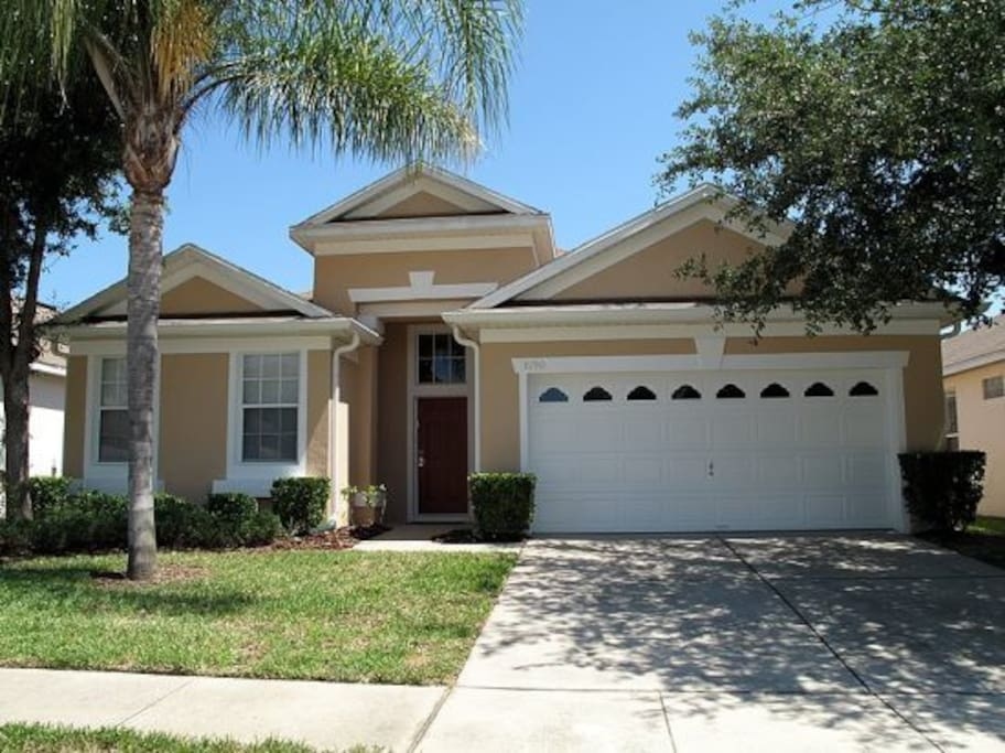 Windsor Palms 4bd Pool Home 4wp26 Apartments For