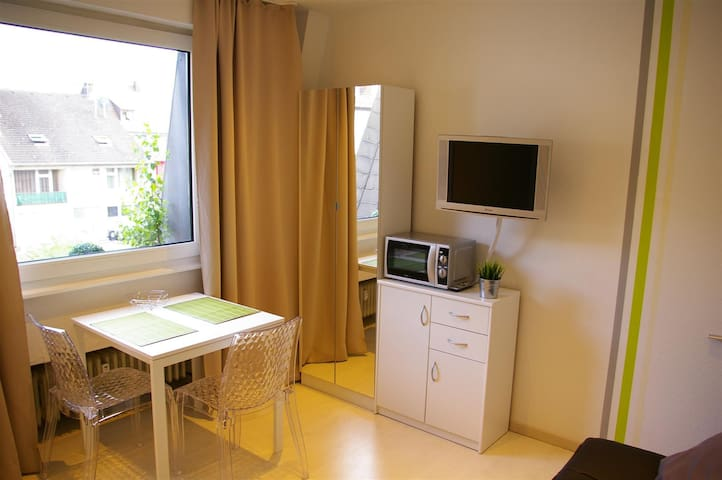 Wohnung Downtown - Homburg - Apartment