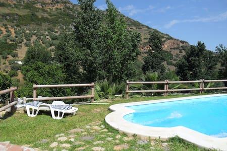 alojamiento rural La Mina - Fuensanta de Martos - 단독주택