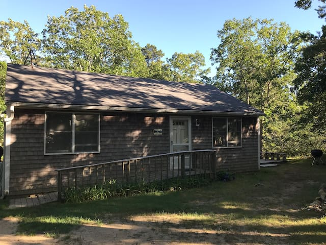 Adorable 2BR Cape in West Tisbury!