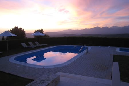 Home to the nature of Crete - Choudetsi