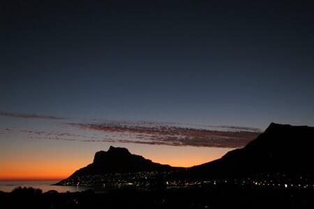 Binkabi studio apartment - Cape Town - Huoneisto