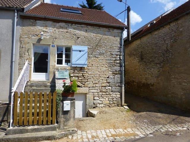 Gîte Alyce en Bourgogne F-C, soyez les bienvenus ! - LE PETIT JAILLY - Haus