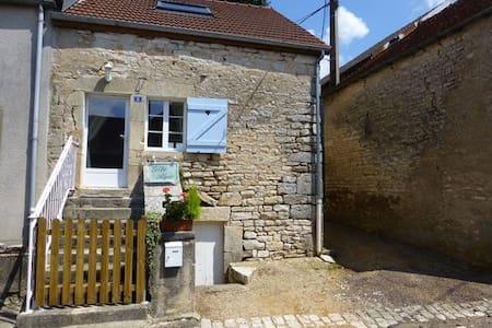 Gîte Alyce en Bourgogne F-C, soyez les bienvenus ! - LE PETIT JAILLY - 独立屋
