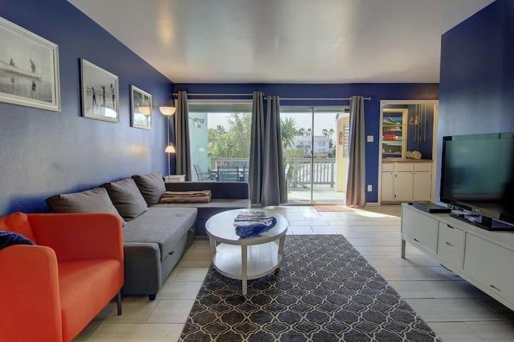Scenic Views, Waterfront, Hot Tub - Corpus Christi - Ortak mülk