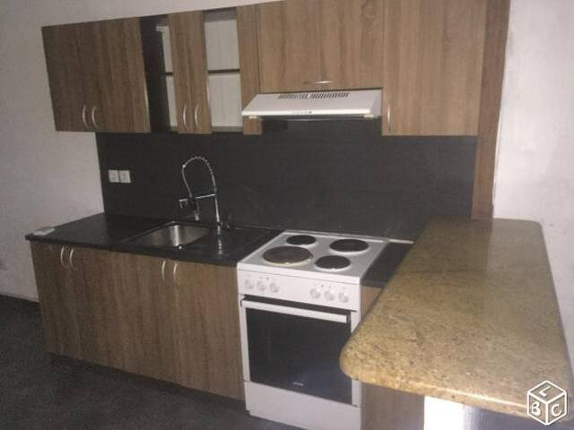 location appartement F2 - Le Cannet - Wohnung