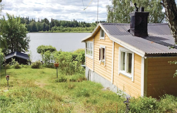 Holiday cottage with 3 bedrooms on 60m² in Katrineholm