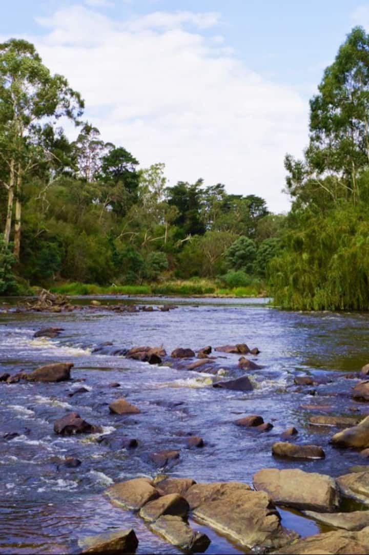 Yarra River at Warrandyte