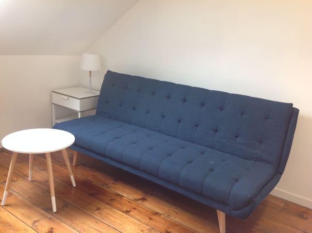 Studio cosy, neuf et fonctionnel proche St Leu