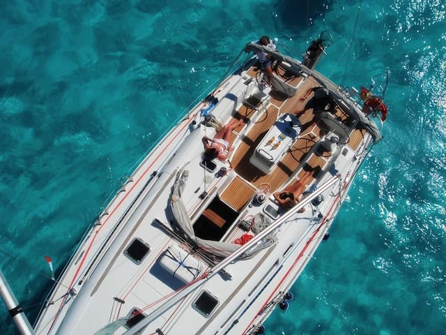 COZUMEL Boat&Breakfast