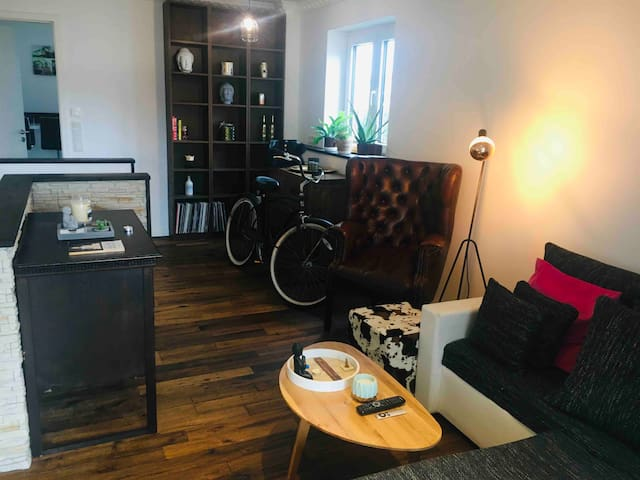 Newly renovated apartment in Ingelheim💚