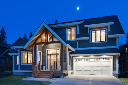 Tranquil Mountain Home - Canmore
