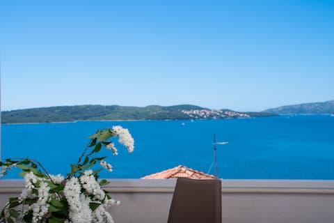 Villa Roza - atemberaubender Meerblick