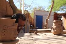 Taller y clases de cerámica