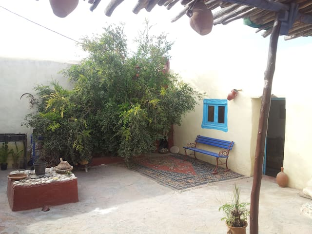 Maison typique - vivez comme les berbères