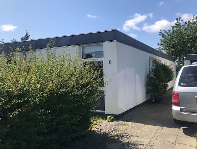 Villa på Thurø i smukke omgivelser