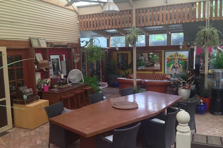 Character cottage close to town - Gawler East - Bed & Breakfast