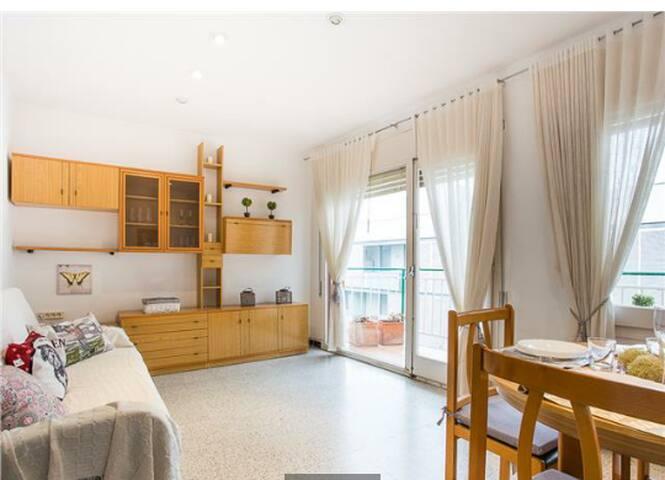 Apartment close to the beach, perfect for families - Vilanova i la Geltrú - Appartement