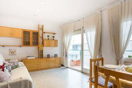 Apartment close to the beach, perfect for families - Виланова и ла Гелтру