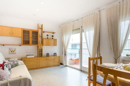 Apartment close to the beach, perfect for families - Vilanova i la Geltrú