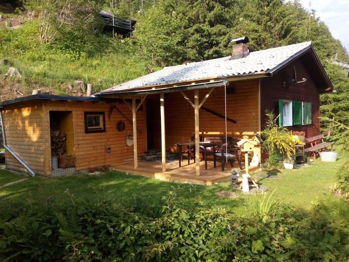 Bärbel´s Panoramahütte
