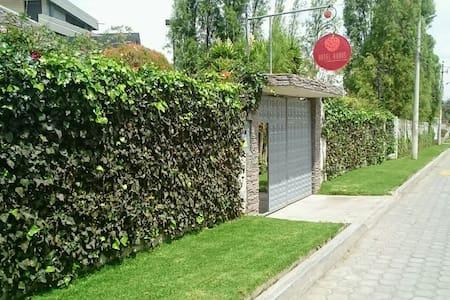 Rubus - Puembo - House