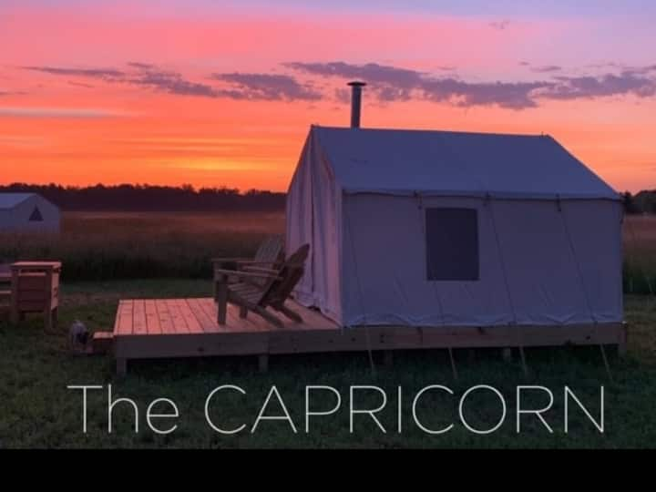 Tentrr Signature Site - the CAPRICORN