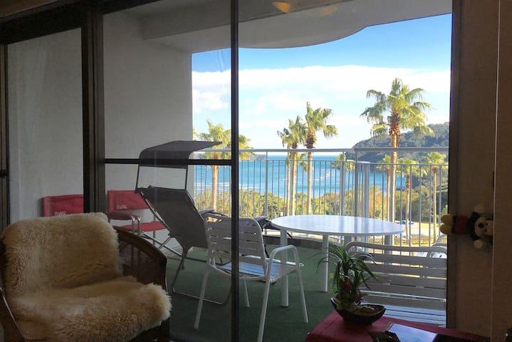 Ise Shima Toba resort condominium with ocean views - Toba-shi - Kondominium