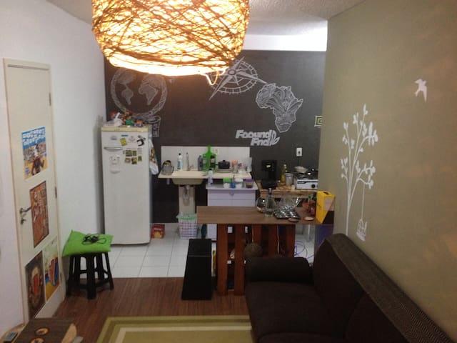 Apartamento em Manguinhos - Serra - Huoneisto