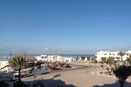 Seaview Djerba Marina apartment