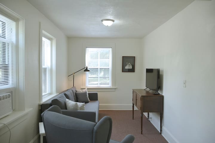 Historic apartment at The DeKoven Center Apt 5