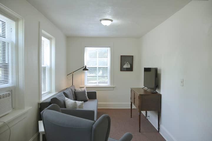 Historic apartment at The DeKoven Center Apt 5