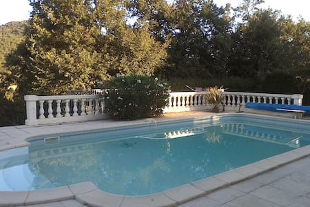 Quillan Villa, pool & lovely views - Quillan