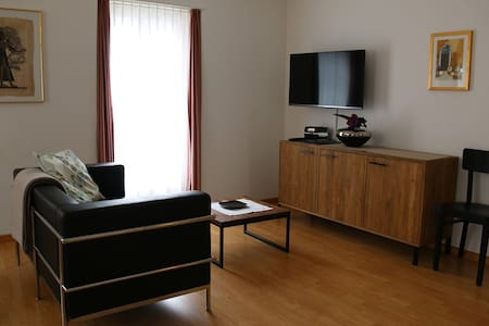 35sqm balcony apartment in the SPA quarter - Baden - Apartmen