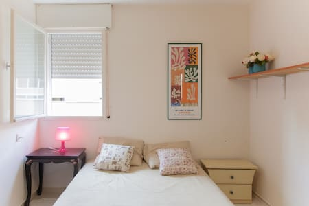 Sweet 3 Room Flat, Bright & Central - 海法